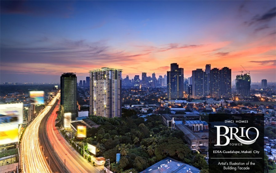 Brio Tower EDSA Guadalupe Makati