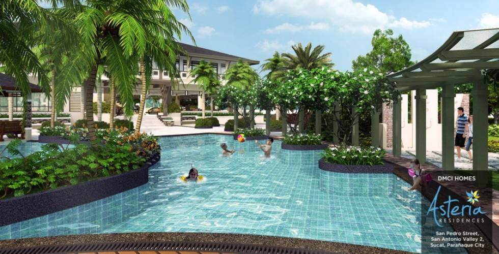 Asteria residences paranaque city dmci homes condo - Southeastern college pasay swimming pool ...