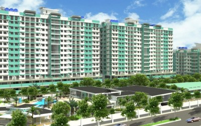 Verdon Parc Condominium in Ecoland Davao City