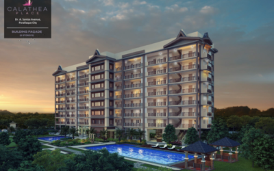 Calathea Place, Sucat Parañaque Condo near Alabang, Makati, Airport & Mall of Asia