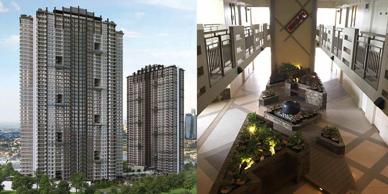 Infina Towers Aurora Boulevard Cubao Quezon City
