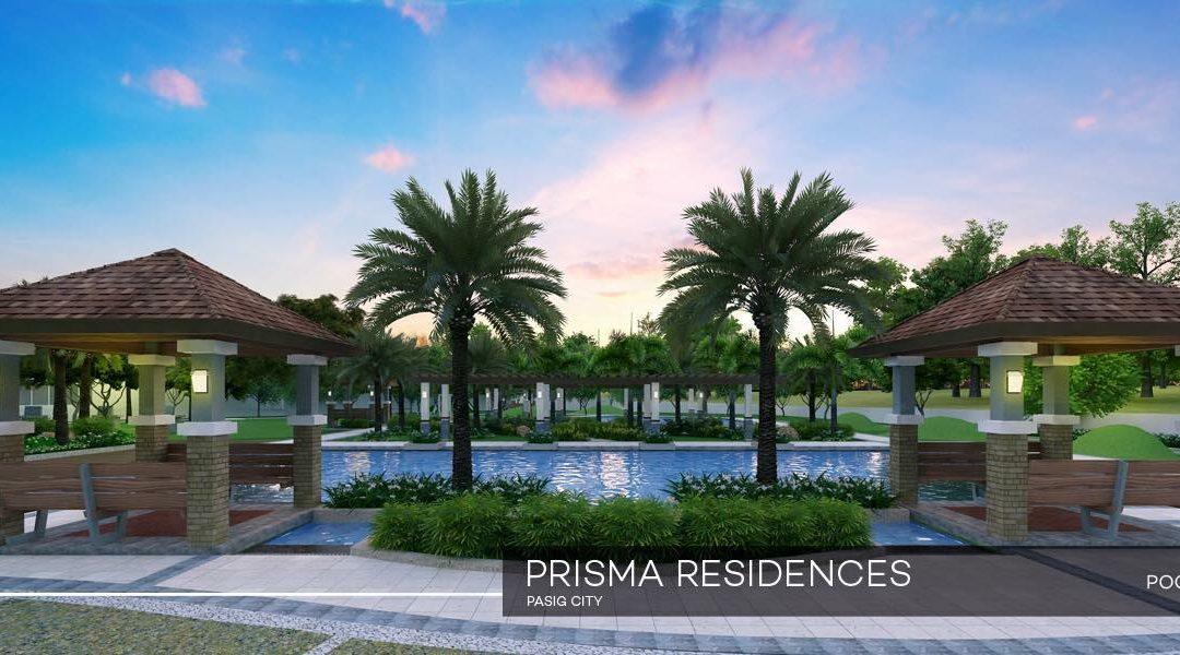 Prisma Residences Pasig Blvd corner C5