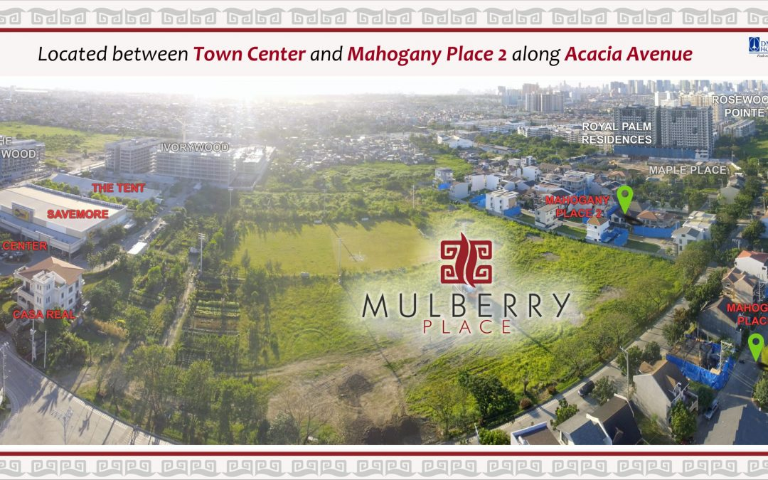 Mulberry Place Acacia Estates Taguig City