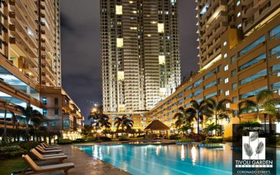 Tivoli Garden Residences (Mandaluyong City) – Ready For Occupancy