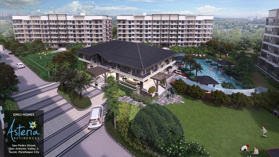 Asteria Residences Paranaque City